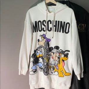 Hm x moschino hoodie